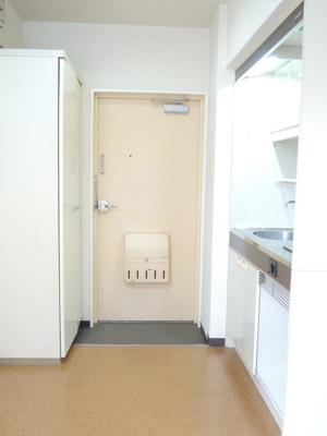 【玄関】スカイコート中目黒