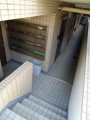 【ロビー】ミリオンコート新宿