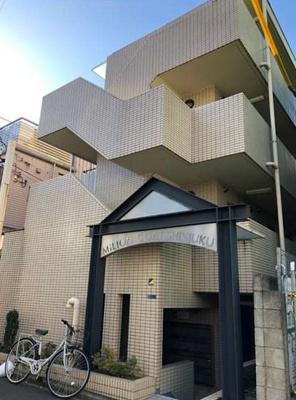 【外観】ミリオンコート新宿