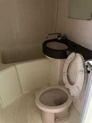 【トイレ】ミリオンコート新宿