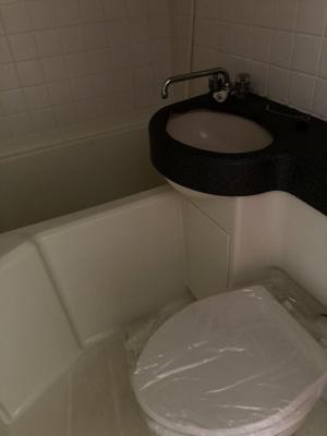 【浴室】ミリオンコート新宿