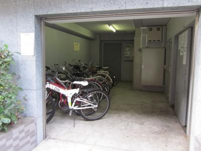 【駐車場】スカイコート都立大学第2