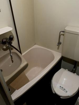 【浴室】日興パレスビル渋谷