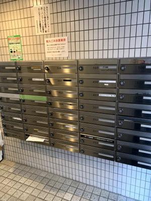 【エントランス】日興パレスビル渋谷