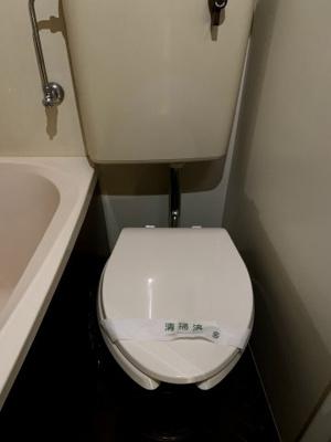 【トイレ】日興パレスビル渋谷
