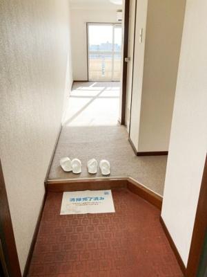 【玄関】永谷リヴュール