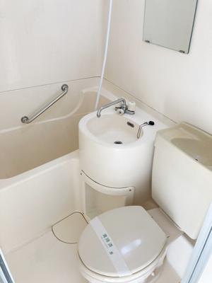 【浴室】永谷リヴュール