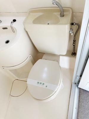 【トイレ】永谷リヴュール