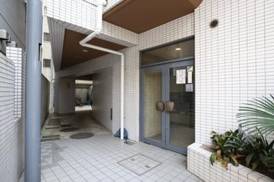 【エントランス】キャッスルマンション笹塚