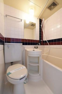 【浴室】トップ市ヶ谷