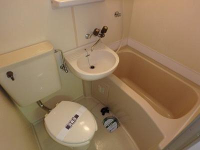 【浴室】ユースフル祐天寺No.2