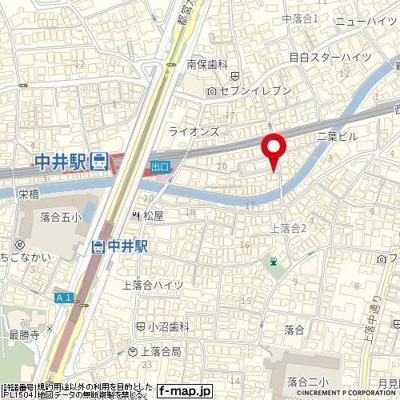 【地図】プリメーラ山の手