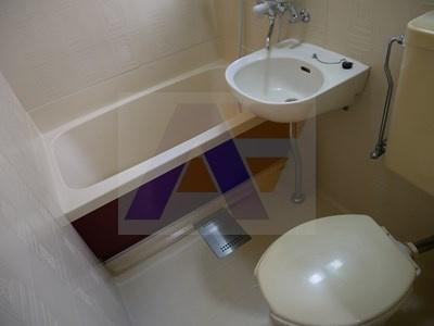 【浴室】ハイツ丸山