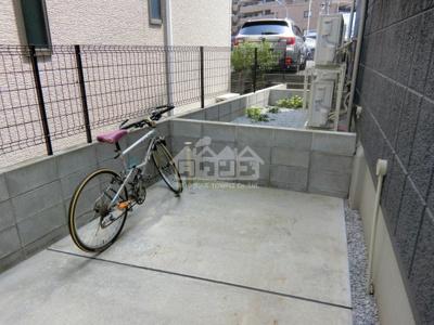 駐輪スペース・グロースバウム新井