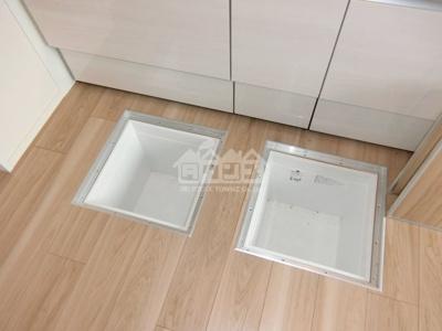 床下収納・グロースバウム新井