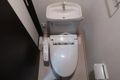 ウォシュレット機能付きトイレ☆(同一仕様写真)