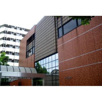 図書館「東京女子医科大学図書館河田町分室まで538m」