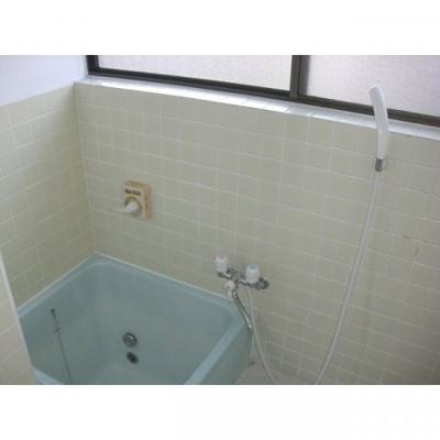 【浴室】市川貸家