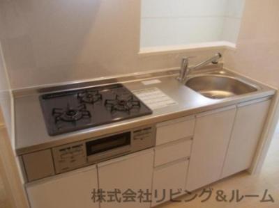 【キッチン】グランファミーユ