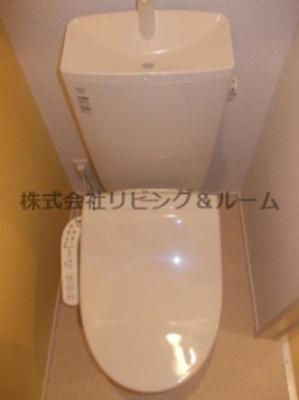 【トイレ】グランファミーユ