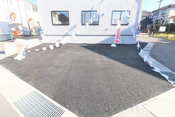 【駐車場】 2台分スペースございます♪