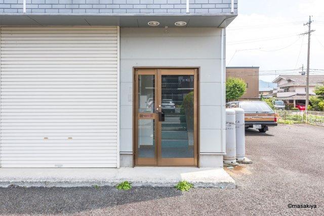 広田倉庫付事務所