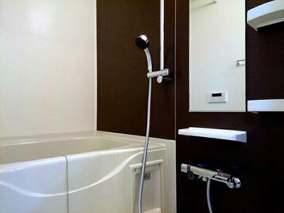 【浴室】クロワール 長田