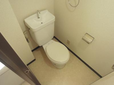 【トイレ】セブンハイツ