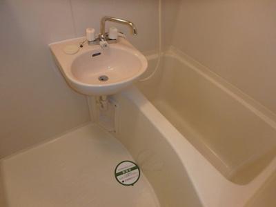 【浴室】サンテミリオン渋谷道玄坂