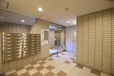 【エントランス】サンテミリオン渋谷道玄坂