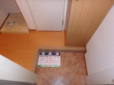 【玄関】サンテミリオン渋谷道玄坂