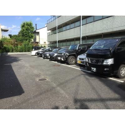 【駐車場】第2成城島田マンション