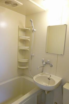 【浴室】ファミリエ世田谷桜丘