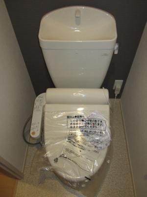 【トイレ】グレイスコート浜寺