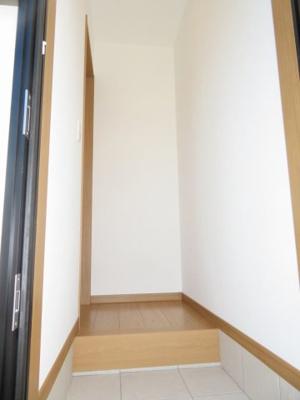 【玄関】津市城山2丁目 新築建売住宅