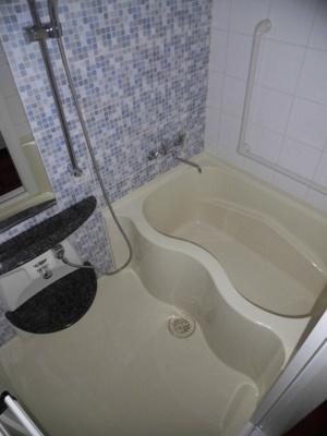 【浴室】マスターズレジデンス上町台