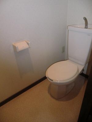 【トイレ】セサミハイツ