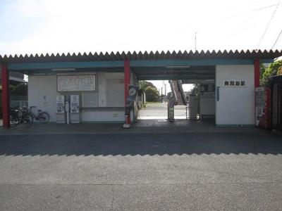 奥洞海駅まで850m