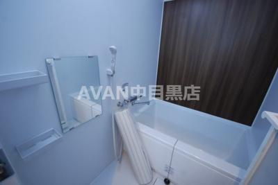 【浴室】プラムアーク中目黒