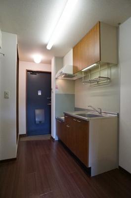 大容量!奥行きのあるクローゼット♪※参考写真1階の同タイプのお部屋の写真です。