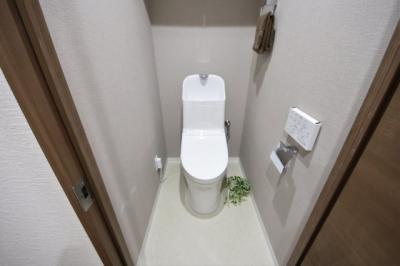 トイレ 新品交換済み