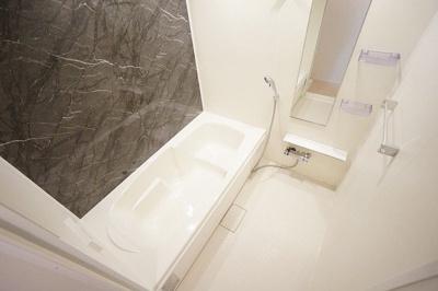【浴室】リバーサイドヴィラⅡ