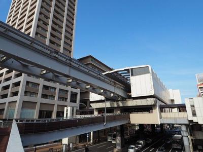 北九州モノレール香春口三萩野駅まで350m