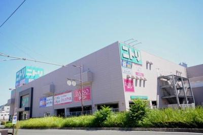 ニトリ小倉北店まで400m