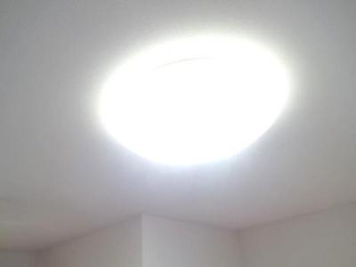 全居室照明付き