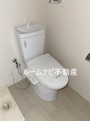 【トイレ】エマーレ西巣鴨