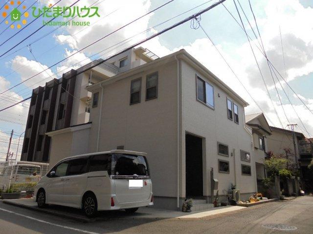 【外観】上尾市緑丘2丁目 中古一戸建て