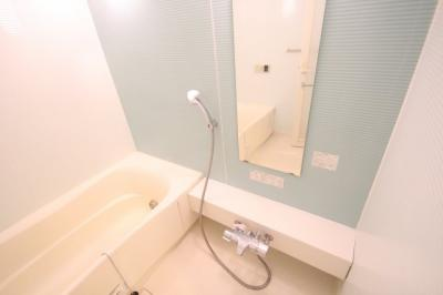 【浴室】ユニーブル美しが丘