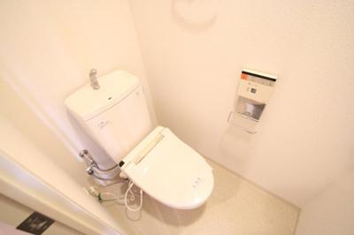 【トイレ】ユニーブル美しが丘