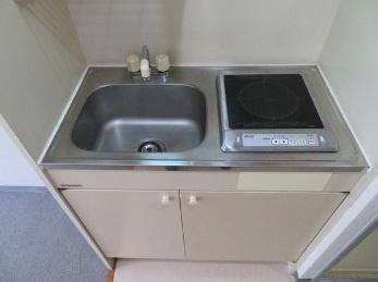 【キッチン】ダイホープラザ三ノ輪